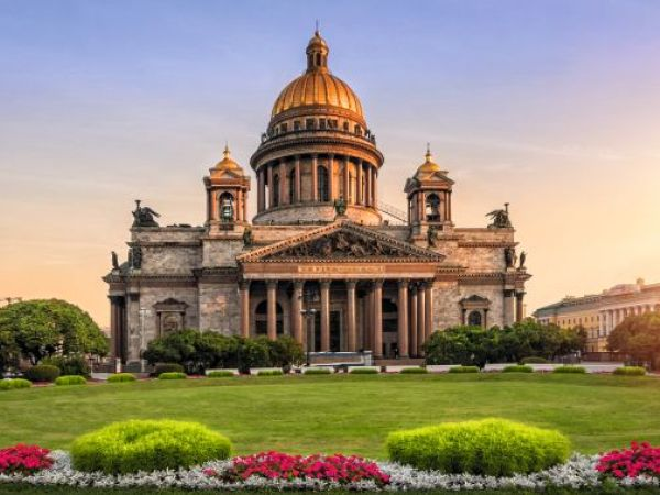 St. Petersburg- Isaak Kathedrale